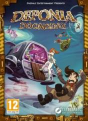 Cover Deponia Doomsday