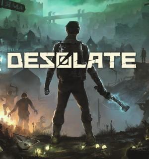 Cover DESOLATE