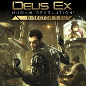 Cover Deus Ex: Human Revolution - Director's Cut (PC)