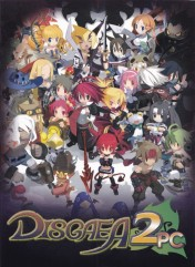 Cover Disgaea 2 PC
