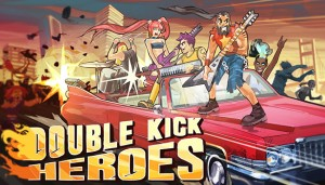 Cover Double Kick Heroes