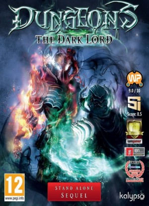 Cover Dungeons - The Dark Lord