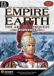 Cover Empire Earth: The Art of Conquest