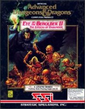 Cover Eye of the Beholder II: The Legend of Darkmoon