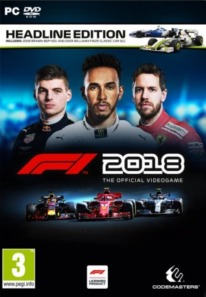 Cover F1 2018