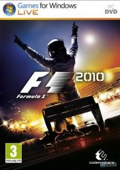 Cover F1 2010
