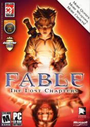 Cover Fable: The Lost Chapters