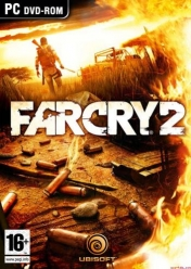 Cover Far Cry 2 (PC)