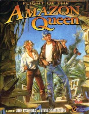 Cover Flight of the Amazon Queen (PC)