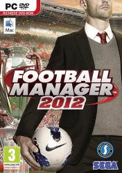 Cover Football Manager 2012
