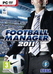 Cover Football Manager 2011