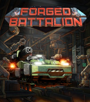 Cover Forged Battalion