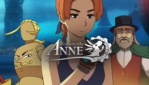 Cover Forgotton Anne