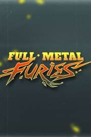 Cover Full Metal Furies