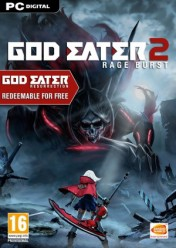 Cover God Eater 2: Rage Burst