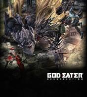 Cover God Eater Resurrection