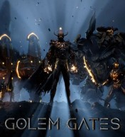 Cover Golem Gates (PC)