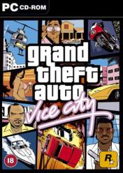 Cover Grand Theft Auto: Vice City