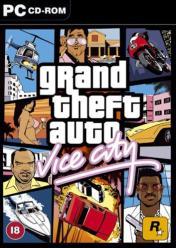 Cover Grand Theft Auto: Vice City (PC)