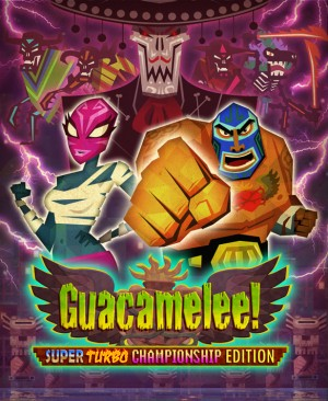 Cover Guacamelee! Super Turbo Championship Edition