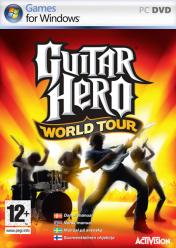 Cover Guitar Hero: World Tour