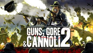 Cover Guns, Gore & Cannoli 2