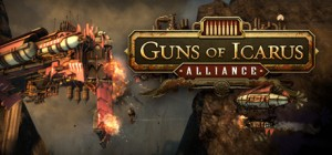 Cover Guns of Icarus Alliance