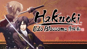Cover Hakuoki: Edo Blossoms
