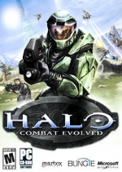 Cover Halo: Combat Evolved