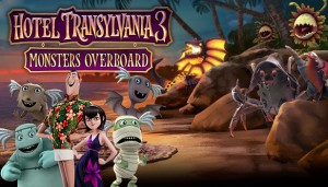 Cover Hotel Transylvania 3: Monsters Overboard
