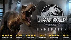 Cover Jurassic World Evolution (PC)