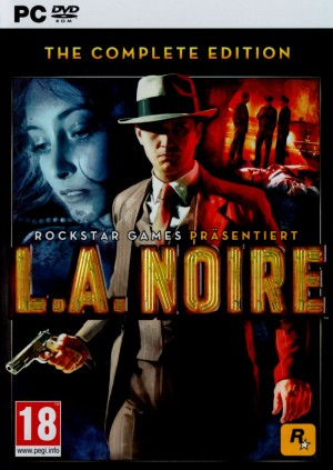 Cover L.A. Noire