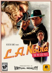 Cover L.A. Noire: The VR Case Files