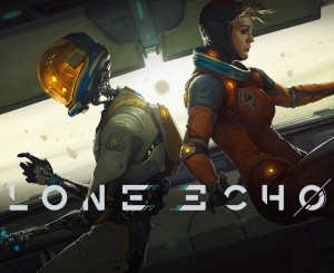 Cover Lone Echo