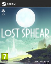 Cover LOST SPHEAR (PC)