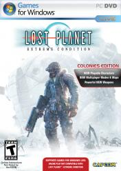 Cover Lost Planet: Extreme Condition