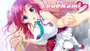 Cover LoveKami -Divinity Stage- (PC)