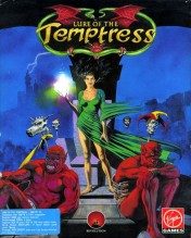 Cover Lure of the Temptress