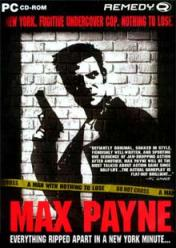 Cover Max Payne (PC)