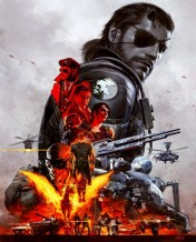 Cover Metal Gear Solid V: The Definitive Experience