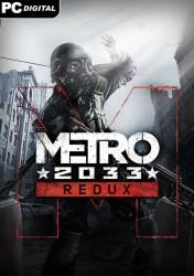 Cover Metro: 2033 Redux