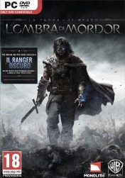 Cover Middle-earth: Shadow of Mordor (PC)