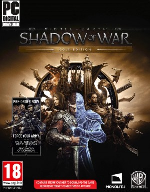 Cover Middle-earth: Shadow of War