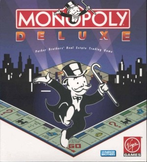 Cover Monopoly Deluxe