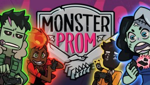 Cover Monster Prom