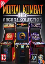 Cover Mortal Kombat Arcade Kollection