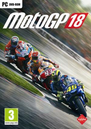 Cover MotoGP 18 (PC)