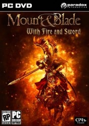 Cover Mount & Blade: With Fire & Sword