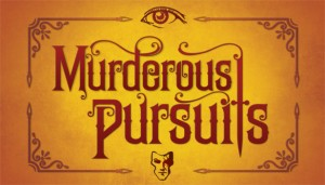 Cover Murderous Pursuits