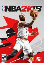 Cover NBA 2K18